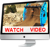 Watch video of PVG-12V topsoil screener